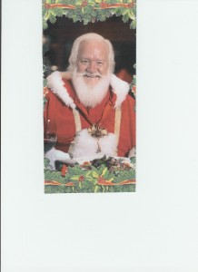 British Father Christmas , Kris Kringle