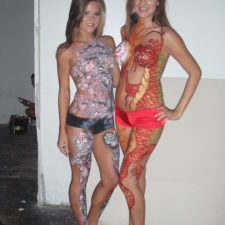 Body Art for Bistro