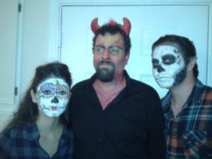 Dead Heads~Sugar Skulls and Devil