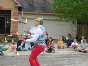 Juggling Fire