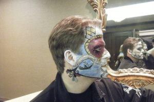 Venetian mask Face Painting Competition in Toronto