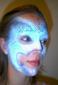 airbrush mask
