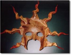 Hand Made Mask