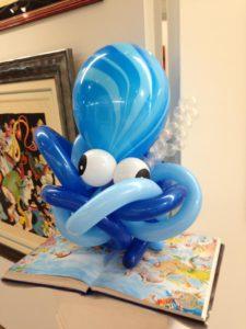Balloon Twist Octopus