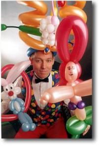 Fancy Balloon Art