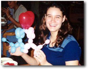Puppy Love Balloon Twist