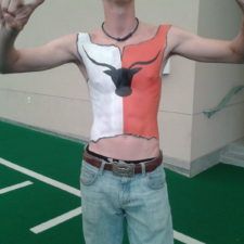 UT Body Painted T shirt